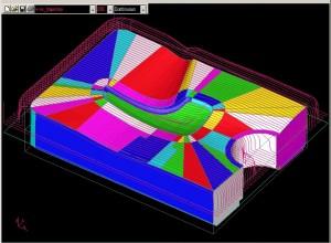 Piece 4 - 3D milling