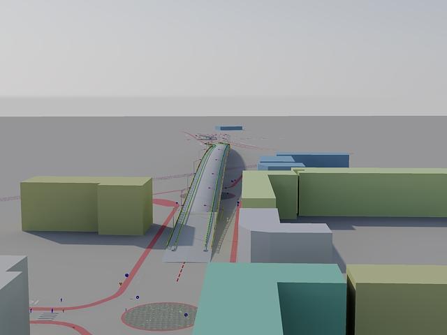 Bridge 1 animation