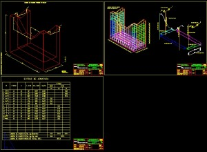 Chute-room Example 1-output DWG