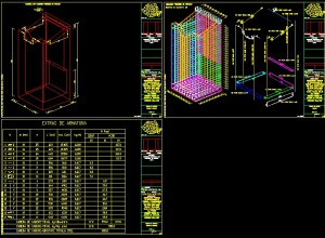 Chute-room Example 2-output DWG