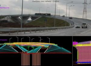 Railway overpass-Oradea