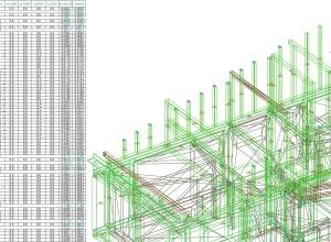 GWB A house, Output data, layer 2
