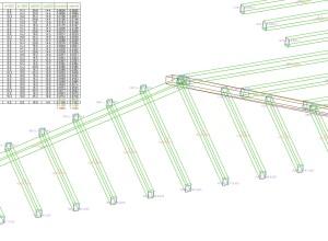 GWB A house, Output data, layer 1