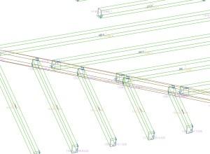 GWB A house, Output data, Detail