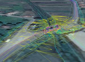 3D DWG in Google Earth
