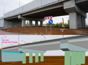 Passage on the Oradea Beltway, University Street, 3x24m